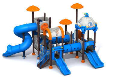 China Car Style Kids Outdoor Playground Equipment Outside Play Structures TQ-QC103-3 supplier