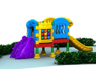 China Little Volume Outdoor Kids Plastic Playground Equipment For Doll With Single Layer company