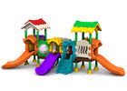 China 1-2 Age Kids Plastic Playground Equipment Smooth Surface Environmental Protection company