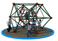 Easy To Climb Kids Rope Playground For Grassland Weather Resistant KP-PW031