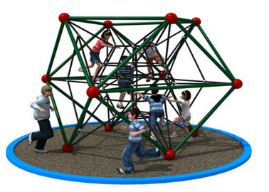 China Easy To Climb Kids Rope Playground For Grassland Weather Resistant KP-PW031 distributor